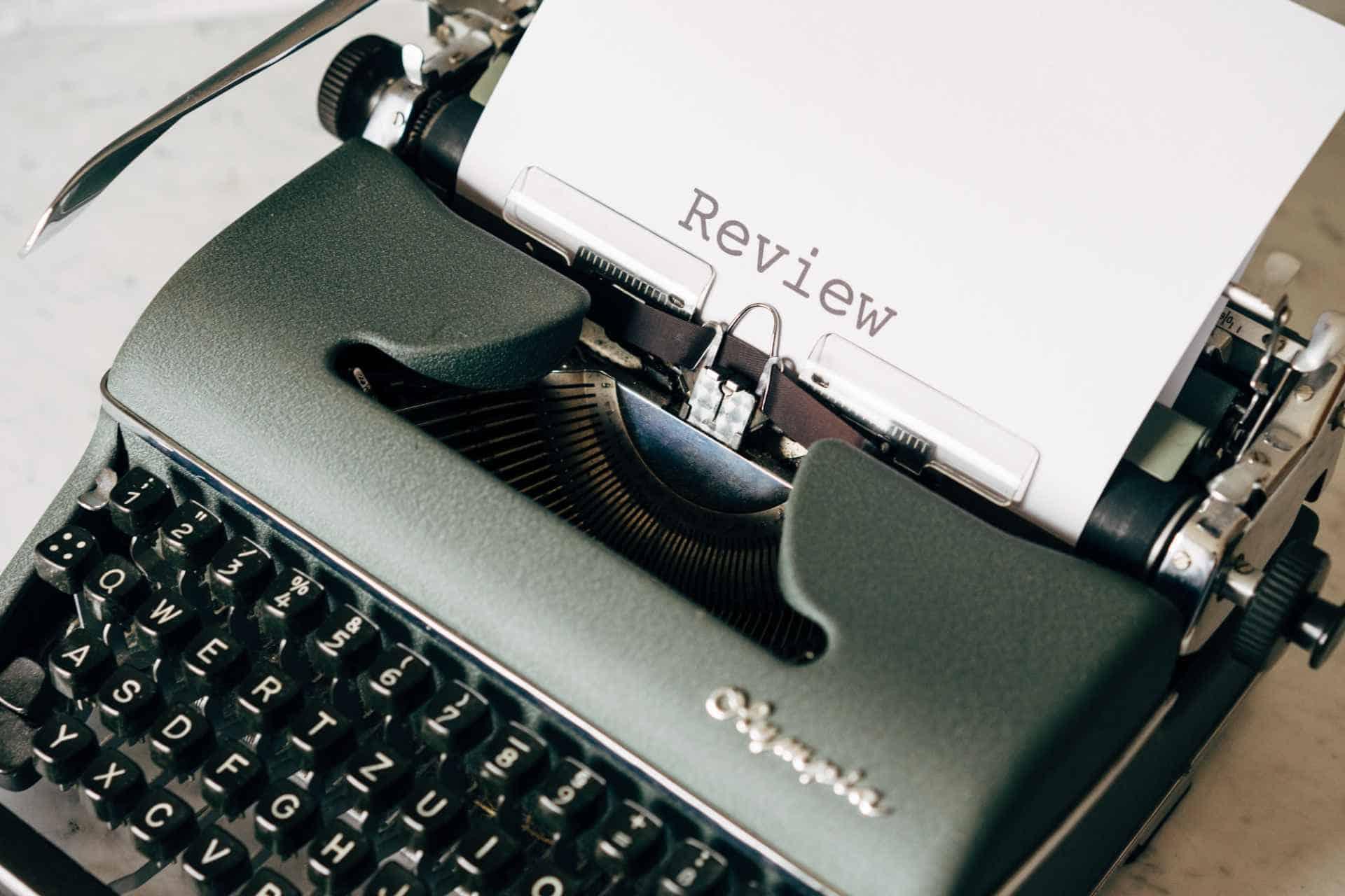 Hoe belangrijk zijn reviews voor een online bedrijf?